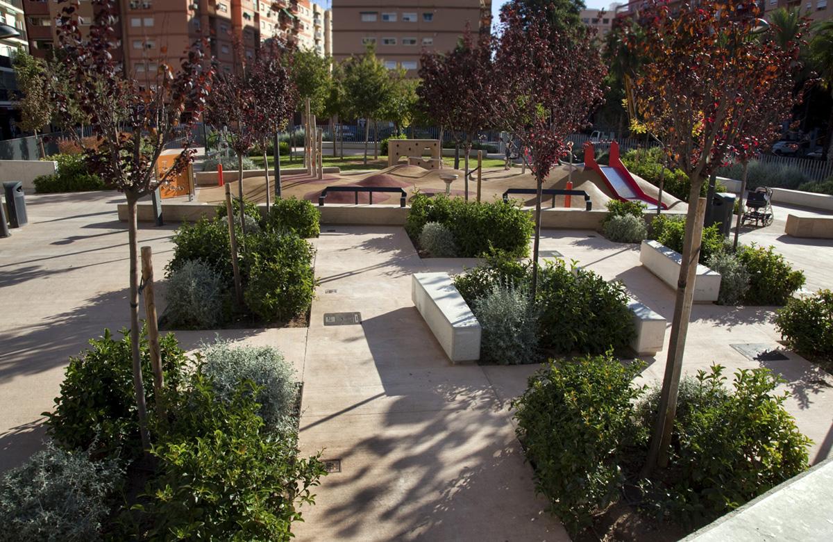 Jard n de morvedre jardins de val ncia for Jardines de tabarca valencia